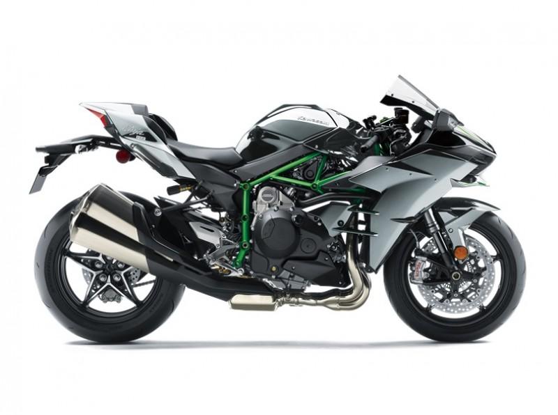 Kawasaki Ninja H2 & H2 Carbon