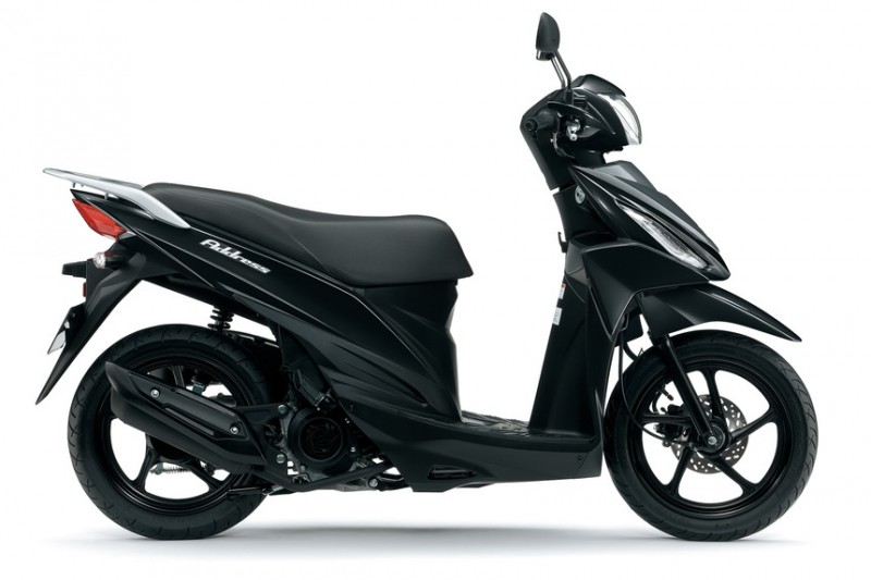 Suzuki Adress 110
